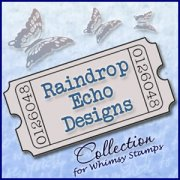 Raindrop Echo Die Collection