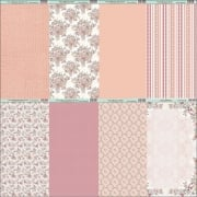 Hobby House Sweet Blossom papers