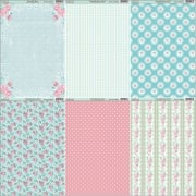 Hobby House Chantilly Rose Papers