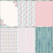 Hobby House Rose Wood Papers