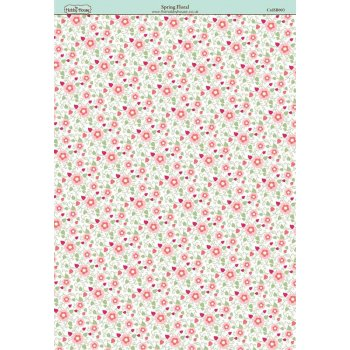 The Hobby House Spring Floral Paper