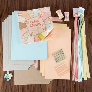 The Hobby House Blank Canvas Collection (UK DELIVERY ONLY)