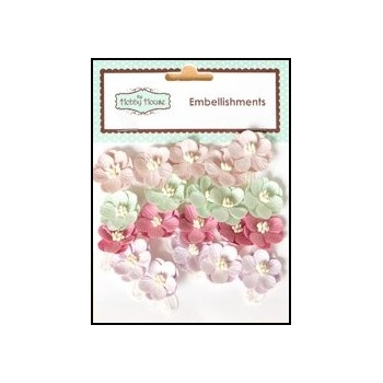 The Hobby House Mulberry Paper Cherry Blossoms - Summer Time