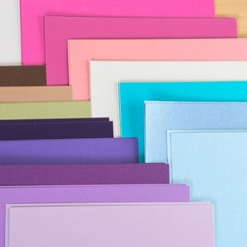 The Hobby House Pearlescent Card Variety Set