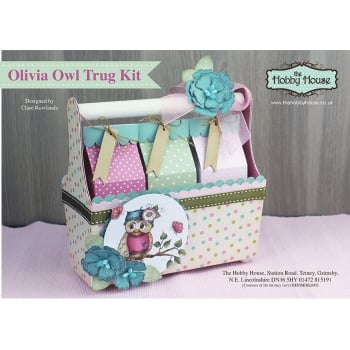 The Hobby House Owl Trug Kit (UK DELIVERY ONLY)