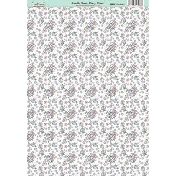 The Hobby House Amelia Rose Ditsy Floral Paper