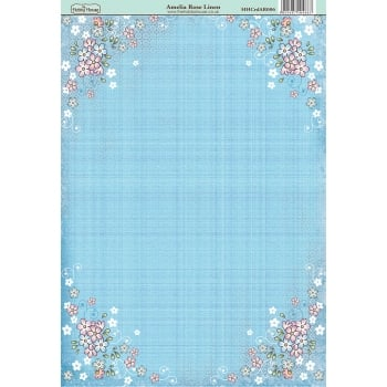 The Hobby House Amelia Rose Linen Paper