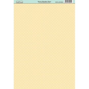 The Hobby House Sweet Meadow Spot Paper
