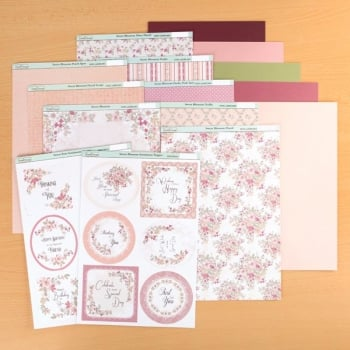 The Hobby House Sweet Posy Sentiment Collection (Slight Seconds)