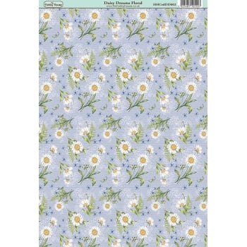 The Hobby House Daisy Dreams Floral Paper