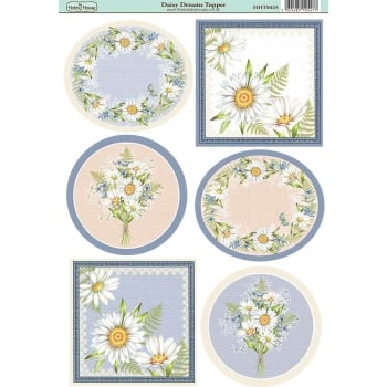 The Hobby House Daisy Dreams Topper SLIGHT SECONDS