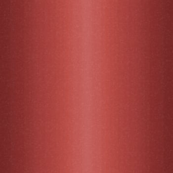 The Hobby House Pearlescent Card - Cherry Red