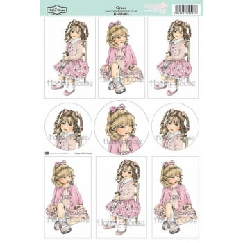 The Hobby House Sugar Nellie - Simply Adorable Grace SLIGHT SECONDS
