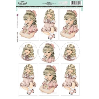 The Hobby House Sugar Nellie - Simply Adorable Alyssa SLIGHT SECONDS