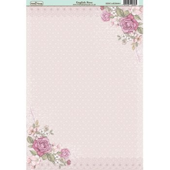 The Hobby House English Rose Paper