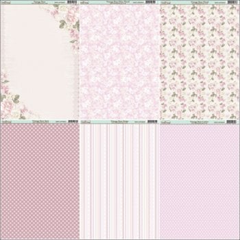 The Hobby House Vintage Rose Paper Collection