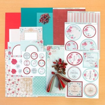 The Hobby House Merry and Bright Collection (UK Delivery Only)