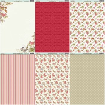 The Hobby House Autumn Blessings Paper Collection
