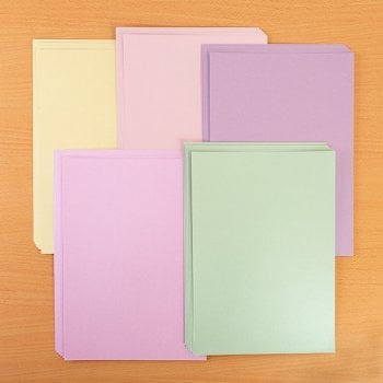 The Hobby House Pearlescent Card Springtime Collection