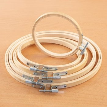 The Hobby House Embroidery Hoop Set (uk delivery only)