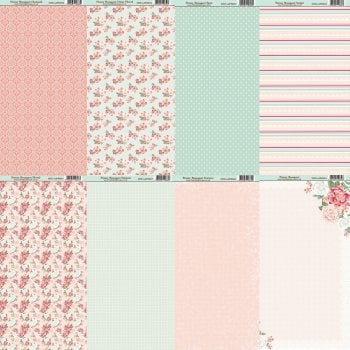 The Hobby House Peony Bouquet Paper Collection
