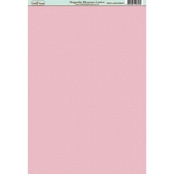 The Hobby House Magnolia Blossom Lattice Paper