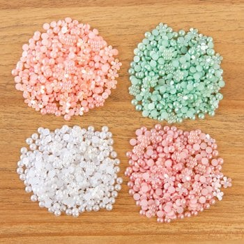The Hobby House Blush Twist Pearl Selection