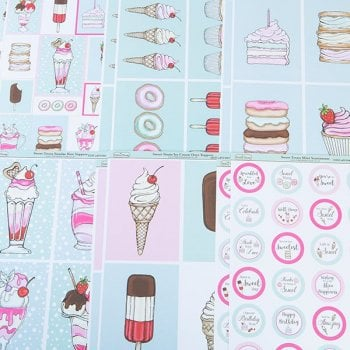 The Hobby House Sweet Treats Collection
