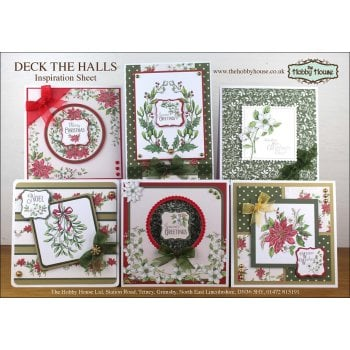 The Hobby House Deck the Halls Collection