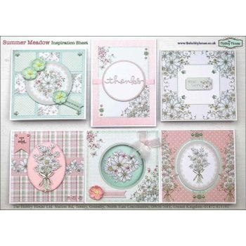 The Hobby House Summer Meadow Collection (UK Delivery Only) Slight Seconds