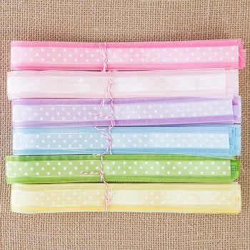 The Hobby House Summer Days Ribbon Collection