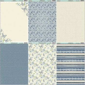The Hobby House MiaBella Paper Collection