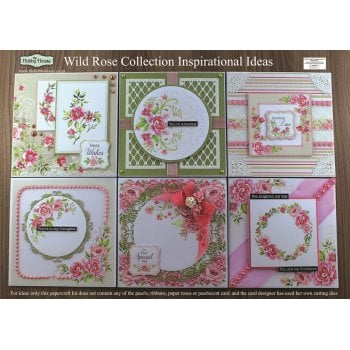 The Hobby House Wild Rose Collection (UK Delivery Only)