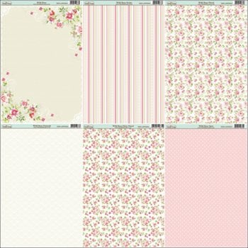 The Hobby House Wild Rose Paper Collection