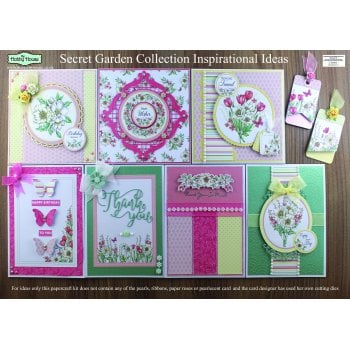 The Hobby House Secret Garden Collection