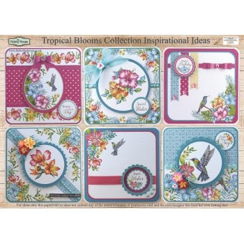 The Hobby House Tropical Blooms Collection