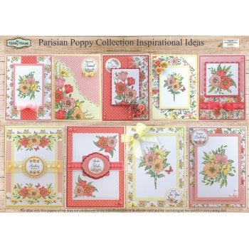 The Hobby House Parisian Poppy Collection (UK Delivery Only)