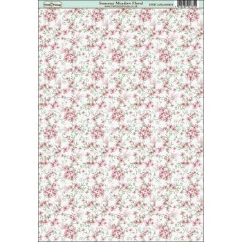 The Hobby House Summer Meadow Floral Paper