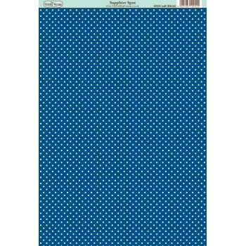 The Hobby House Classic Sapphire Spot Paper