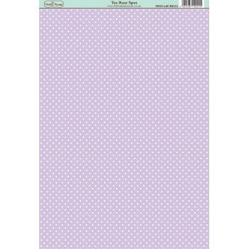 The Hobby House Classic Tea Rose Spot Paper