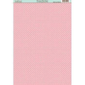 The Hobby House Classic Persian Pink Spot Paper
