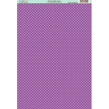The Hobby House Classic Periwinkle Spot Paper