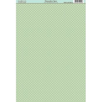 The Hobby House Classic Honeydew Spot Paper
