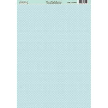 The Hobby House Silent Night Lattice Patterned Paper