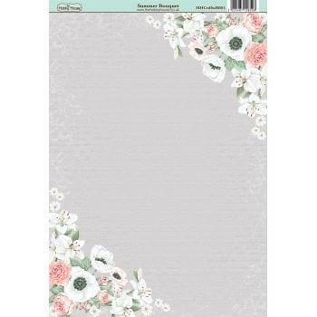 The Hobby House Summer Bouquet Paper