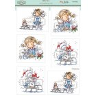 Wee Stamps - Holly Time SLIGHT SECONDS