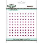 Self Adhesive Pearls - 3mm Candy Sugar SLIGHT SECONDS