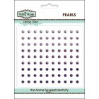 Self Adhesive Pearls - 3mm Liking Lilac SLIGHT SECONDS