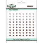 Self Adhesive Pearls - 4mm Wedding Day SLIGHT SECONDS