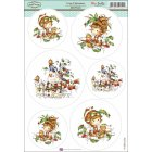 Wee Stamps - Cozy Christmas SLIGHT SECONDS